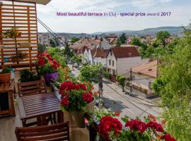 CentroCluj Homey Bed & Breakfast