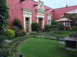 La Quinta Luna, Чолула