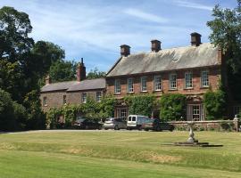 Newbiggin Hall, Карлайл (рядом с городом Cumwhinton)