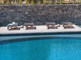 Santorini Villas, Vourvoulos