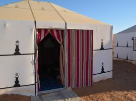 Bivouac Azawad