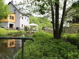 EifelKyll-Lodge, Mürlenbach (Kopp yakınında)