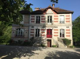 La Villa 1892, Vanvey (рядом с городом Rochefort sur Brévon)