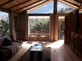 Cabana Andes Soul, San José de Maipo (Bollenar yakınında)