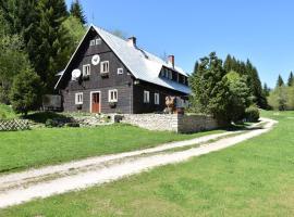 Horská chata U Kokrháče, Dolní Malá Úpa