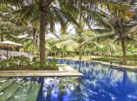 Villa with a pool in Karapura, by GuestHouser 38849, Antarasante (рядом с городом Kākankote)