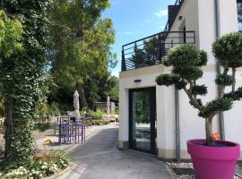 Appart' Hotel La Girafe Marseille, La Penne-sur-Huveaune