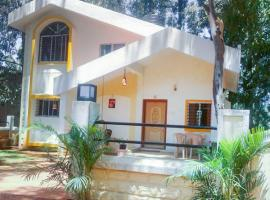 Pet-friendly bungalow in Panchgani, by GuestHouser 55567, Charan (рядом с городом Kāla)
