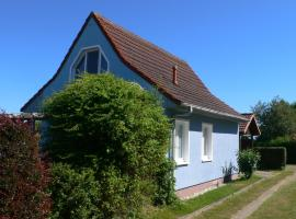 Ferienhaus Rügenblick, Tremt (Frätow yakınında)