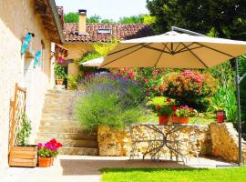 La Belle Verte, Grignols Dordogne (рядом с городом Jaure)