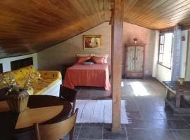 Suite da Fernanda, Vila Velha (Jucu yakınında)
