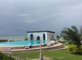 Biriwa Beach Hotel, Biriwa (рядом с городом Mankesim)