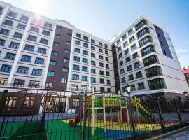 Apartamenty v Chekhov-Khaus