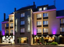 Altos Hotel & Spa, Авранш (рядом с городом Saint-Senier-sous-Avranches)