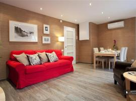 Superb 3 bedroom Apartment in Barcelona (FC3608)