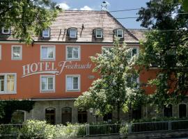 ホテル フィッシュツーフト