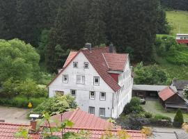 Ferienwohnungen Untermühle, Rothenbergerstr. 12, Altenau (Schulenberg im Oberharz yakınında)