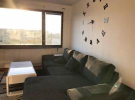 Modern premium studio apartment