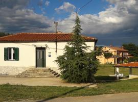 Villa Zwei Zeder, Pićan