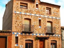 Casa rural El Pinche, Espinoso del Rey (рядом с городом Los Navalmorales)