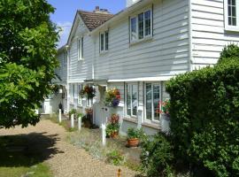 Barn Cottage, Offham (рядом с городом Vigo Village)