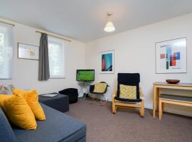 Modern flat in a great location