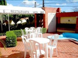 Hotel Pousada Hits Mar, Esplanada