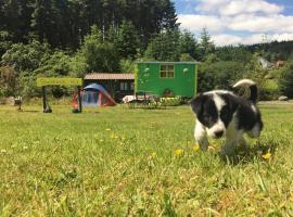 ox mountain shepherds hut, Tobercurry