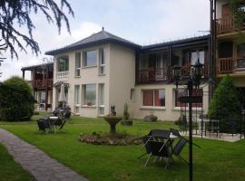 Hostellerie Saint Clément