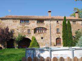 Casa Angrill, Lladurs (рядом с городом Oden)