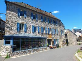 Le Relais de Modestine, Chasseradès (рядом с городом La Bastide-Puylaurent)