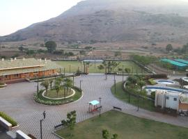 Grand Gardens Resort & Spa, Igatpuri (рядом с городом Bhandardara )