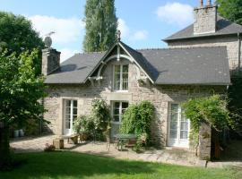 Val Rive - Le Pintadeau Cottage, Динан (рядом с городом Léhon)