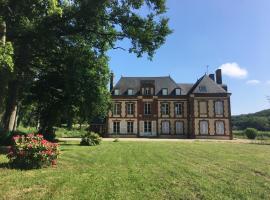 Château de Transière, Ambenay (рядом с городом Chéronvilliers)