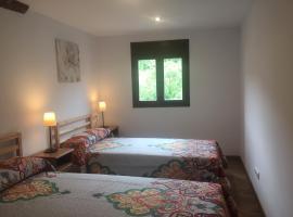 Precioso apartamento centro pueblo, Ribes de Freser (Bruguera yakınında)
