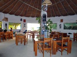 Campement Paradise, Cap Skirring (in de buurt van Boukot Ouolof)