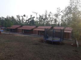 Rockfort Veeras Homestay, Sakleshpur (рядом с городом Māranhalli)