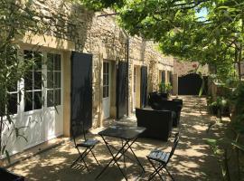 Maison de Campagne, Saint-Victor-la-Coste (рядом с городом Pouzilhac)