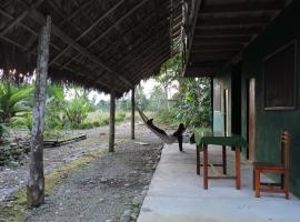 Awana hospedaje & Tours, Chontapunta (Sunimón yakınında)