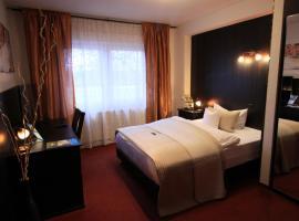 """Hotel """"Am Fischhof"""", Weißensee (Beichlingen yakınında)"""