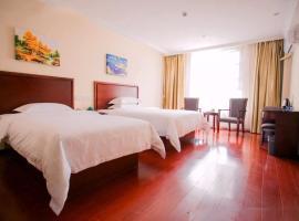 GreenTree Inn Yueyang Shiniuzhai Express Hotel, Pingjiang (Sanyangjie yakınında)