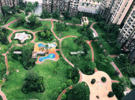 Luxi's House Apartment, Chengdu (Damianzhen yakınında)