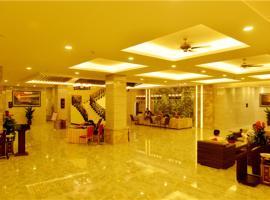 Liuyang Yuquan Shanzhuang Hotel, Luojiang (Gangkoupu yakınında)