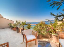 1BR apartment with panoramic sea view - Congress and Beaches- By IMMOGROOM
