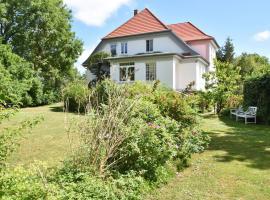 Landvilla in Wittenbeck unweit des Ostseestrandes, Wittenbeck