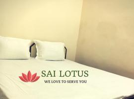 Sai Lotus, Путтапарти (рядом с городом Penukonda)