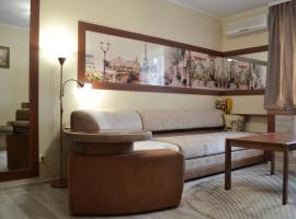 City Hotel, Gomel (Alexandrovka yakınında)
