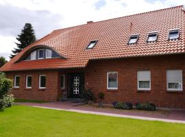 Landhaus Pakirnis - Ferien in der Elbtalaue -, Bleckede (Bahlendorf yakınında)