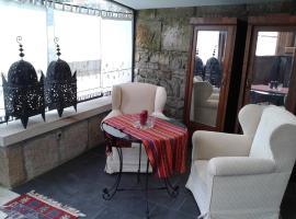A casa de Mateu, Pontevedra (Poyo yakınında)