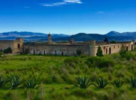 Hacienda Santa Barbara Casa Malinche, Huamantla